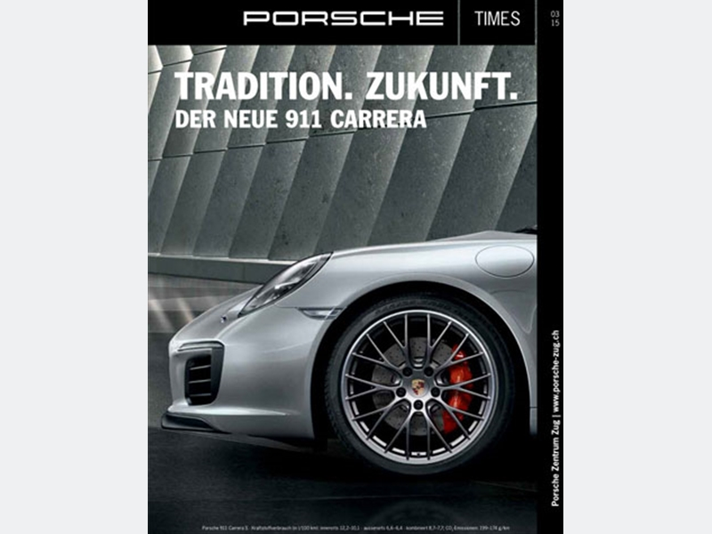 Porsche Times 03/2015