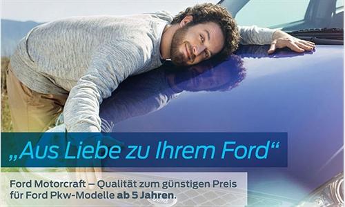 Ford HU Vorab-Check