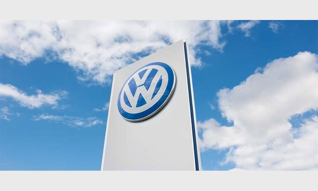 Information zu Verbrauchswerten – Volkswagen