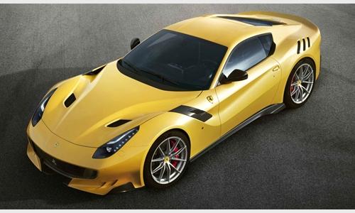 Foto der News Ferrari F12tdf: Sonderserie in limitierter Auflage von 799 Exemplaren