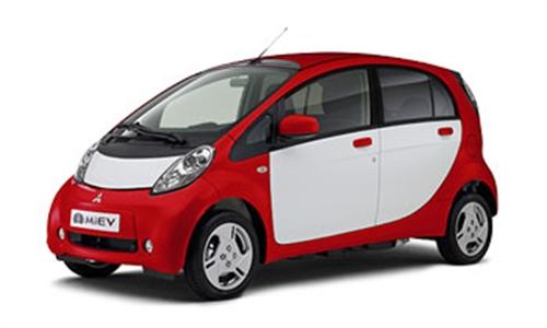 Electric Vehicle iMiEV
