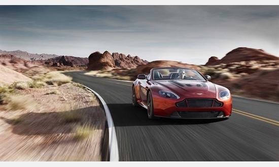 Bild der News Aston Martin V12 Vantage S Roadster gewinnt das Goldene Klassik-Lenkrad