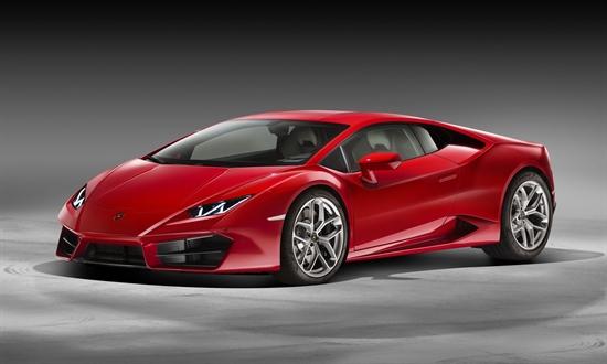 Bild der News Lamborghini Huracán LP 580-2 mit Heckantrieb: der Inbegriff von Fahrspaß