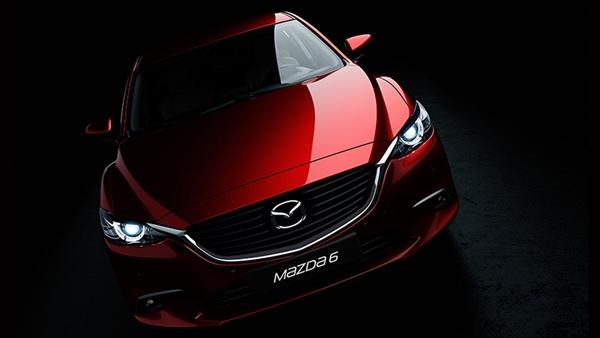 Der Mazda CX-3 mit unserer auf den Fahrer abgestimmten KODO Designsprache.