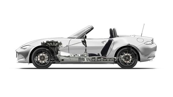 Erleben Sie den dynamischen Fahrspaß des Mazda MX-5