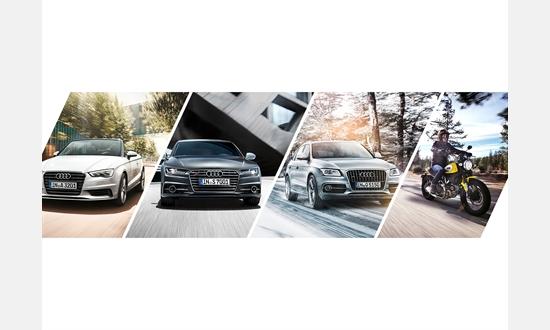 Foto der News Audi select: flexible Premium-Mobilität jetzt auch mit Ducati