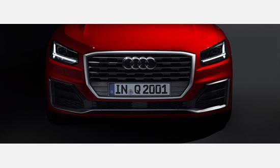Foto der News Der neue Audi Q2 - jetzt vormerken