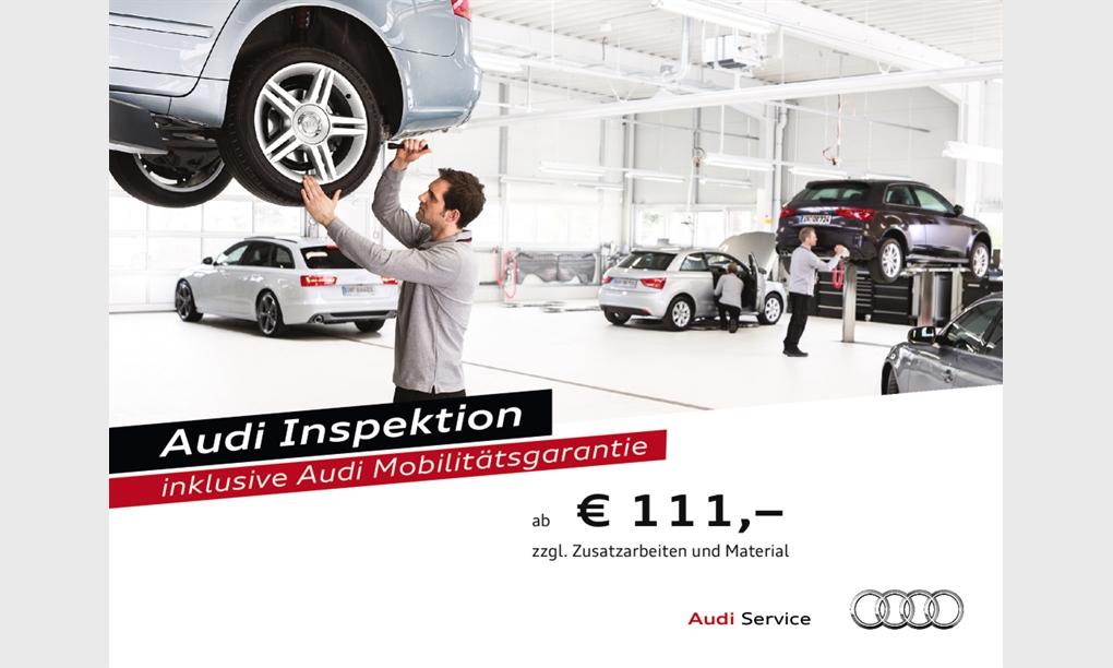 Audi Inspektion