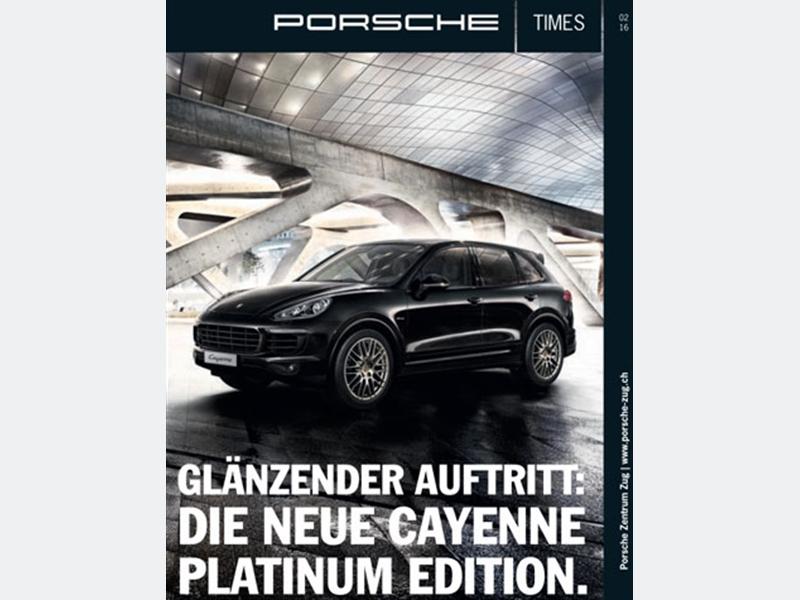 Porsche Times 02/2016