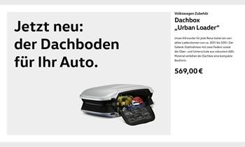 Foto des Zubehörangebots Jetzt neu: der Dachboden für Ihr Auto.
