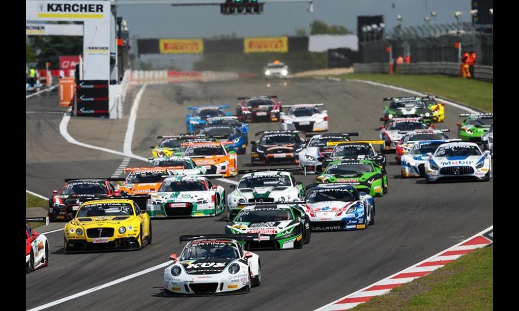ADAC GT Masters Nürburgring – 06.08.2016