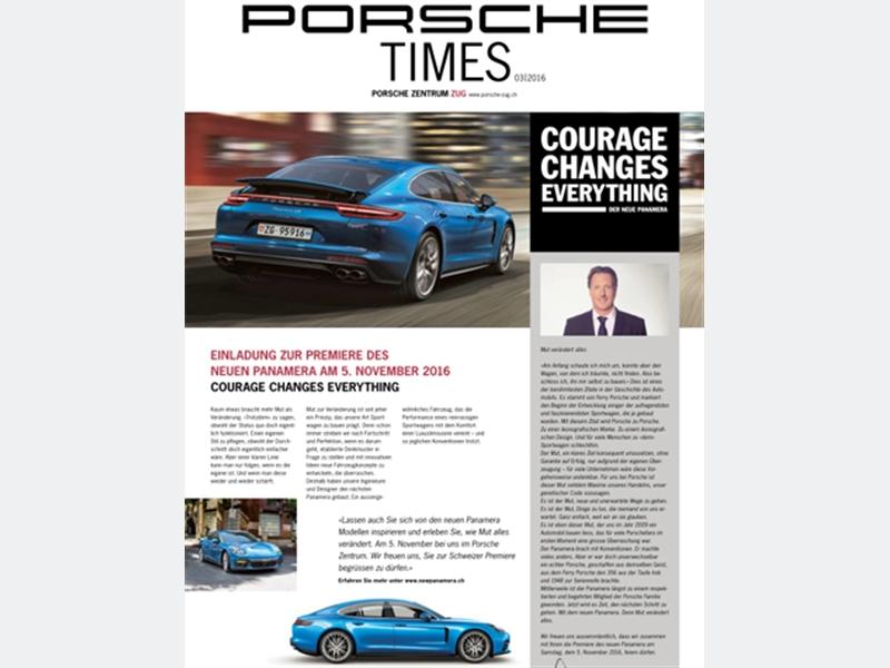 Porsche Times 03/2016