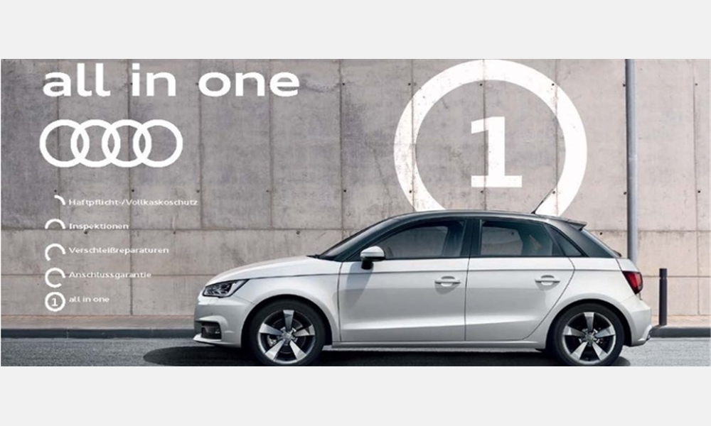 Foto des Downloads Audi - all in one