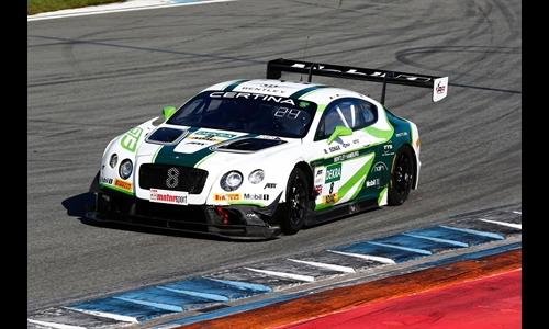 Foto der News ADAC GT Masters Hockenheimring