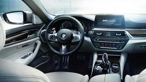 Innovatives BMW-Bedienkonzept.