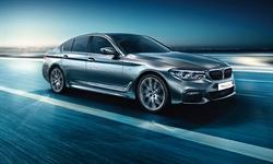 Foto der News Der neue BMW 5er - Die innovativste Business-Limousine ihrer Klasse.