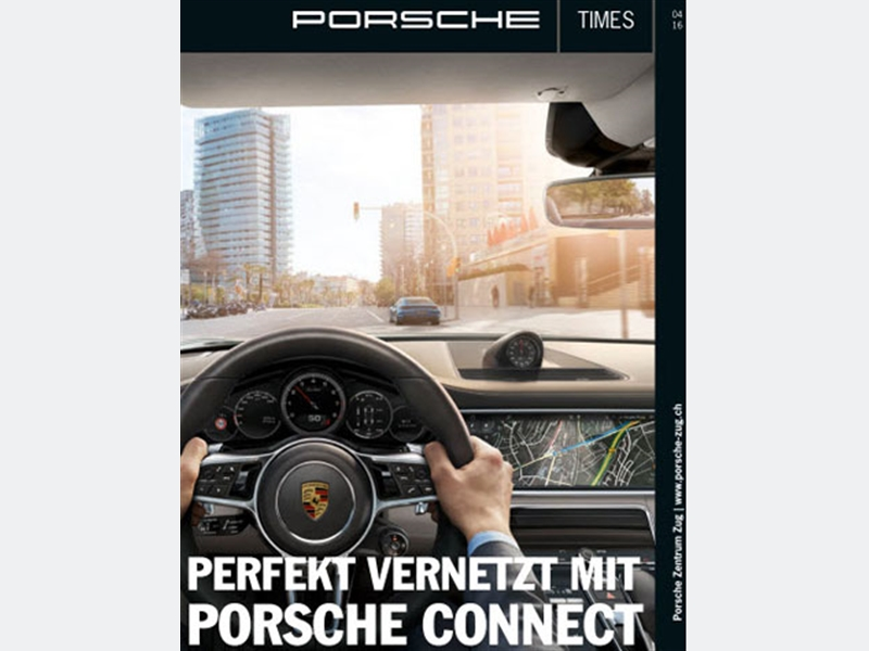 Porsche Times 04/2016