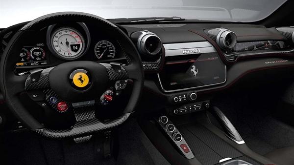 Echter Ferrari Stil
