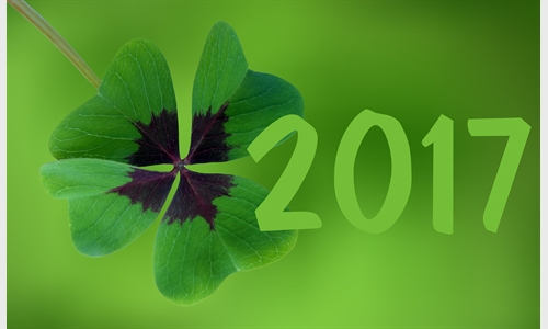 Foto des Events Wir wünschen Ihnen einen guten Start ins neue Jahr!