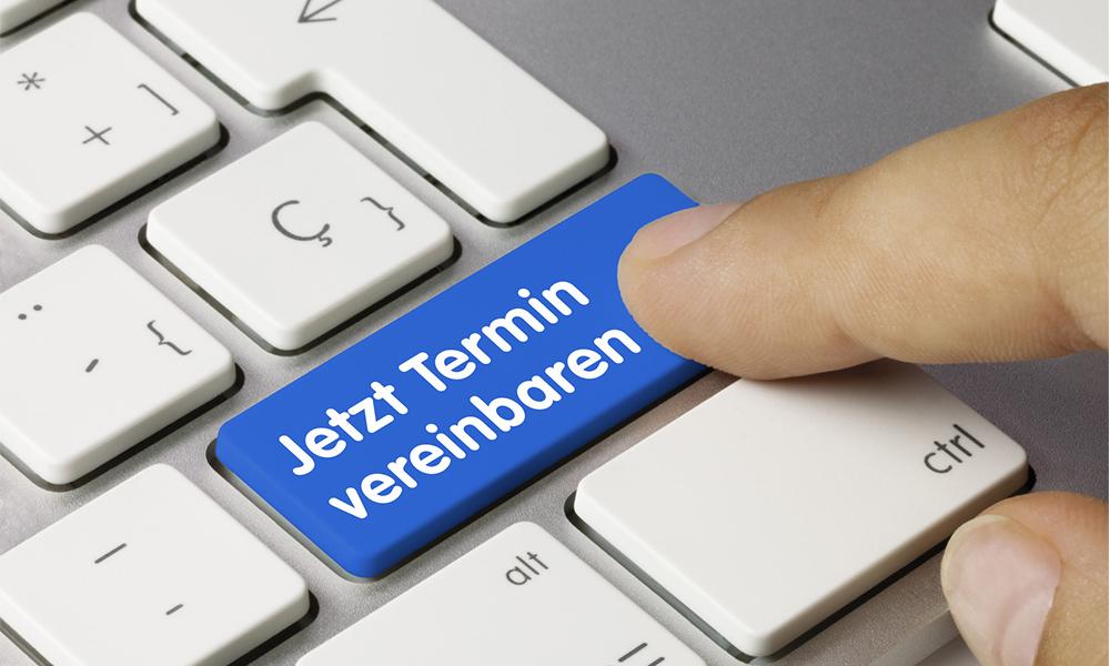 Die Procar Online-Terminvereinbarung