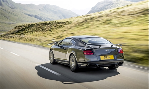 Foto der News Der neue Bentley Continental Supersports
