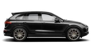 Cayenne S Diesel Platinum Edition