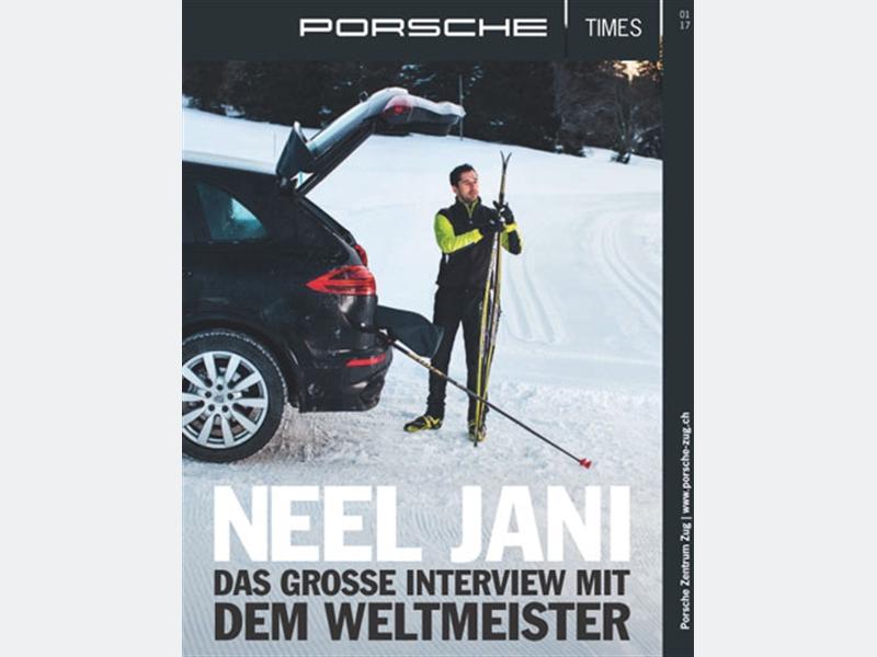 Porsche Times 01/2017