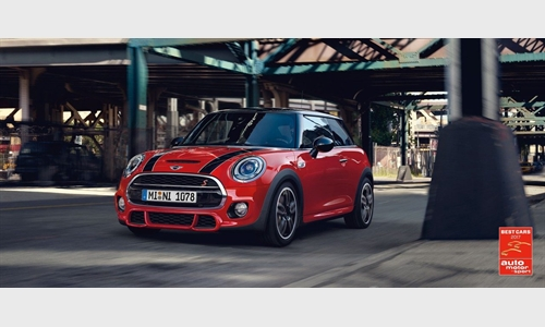 Foto der News MINI – Simply the Best.