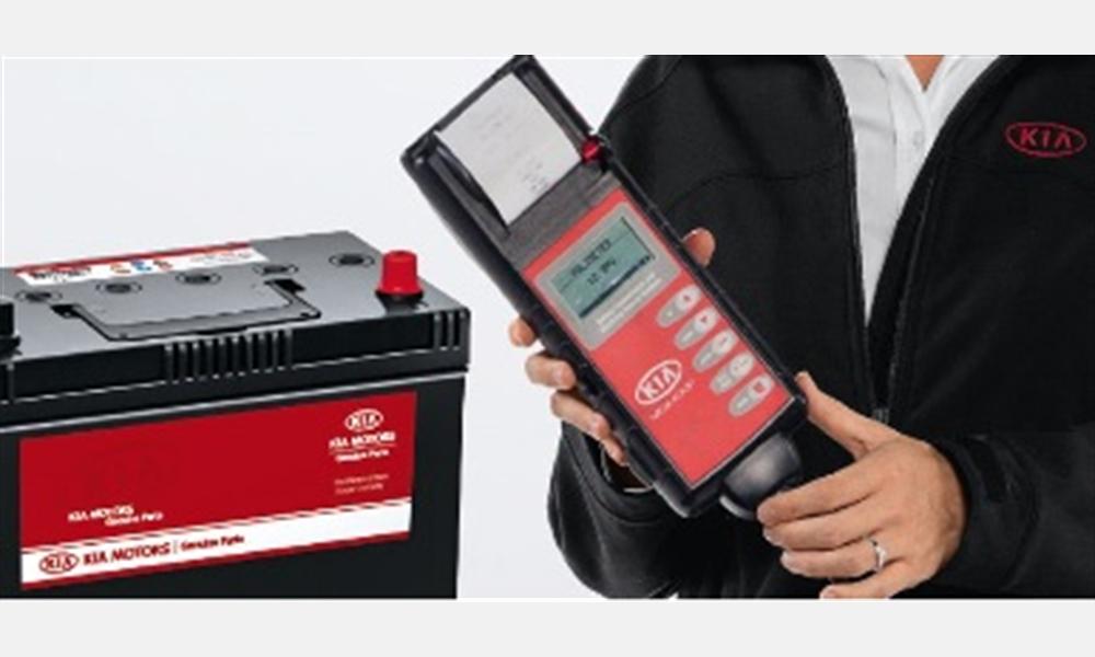 Kia Original Batterie mit 3 Jahren Garantie