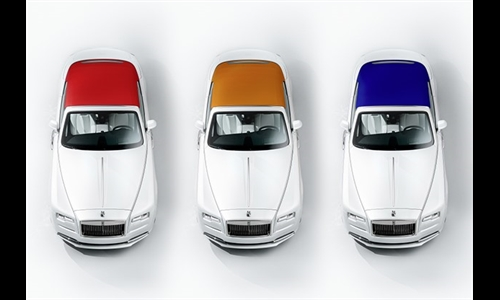 Foto der News Rolls-Royce Dawn Inspired by Fashion