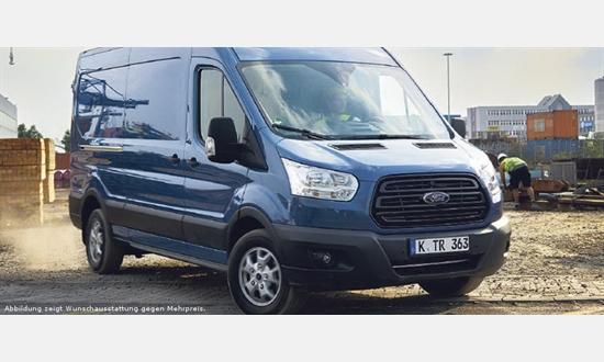 Foto des Serviceangebots Ford Transit Kastenwagen Lkw Trend für 229€ im Monat