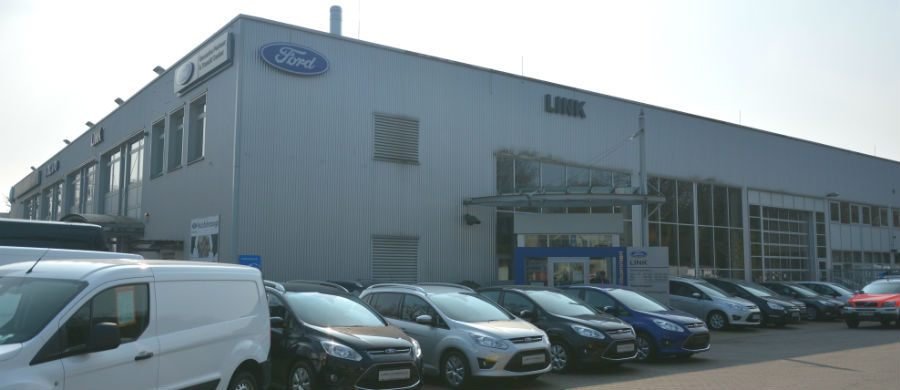 Ford Autohaus Link