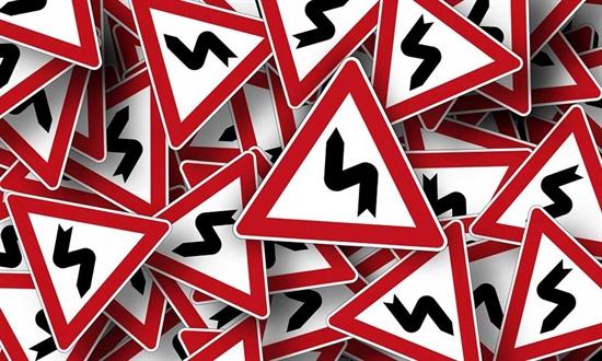Bild der News Verkehrshinweis