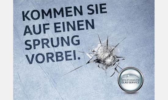 Foto des Serviceangebots Volkswagen Glasreparatur-Service