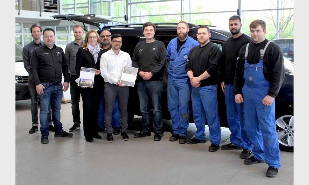 Mense GmbH erzielt beste Ergebnisse im Werkstatttest 2016