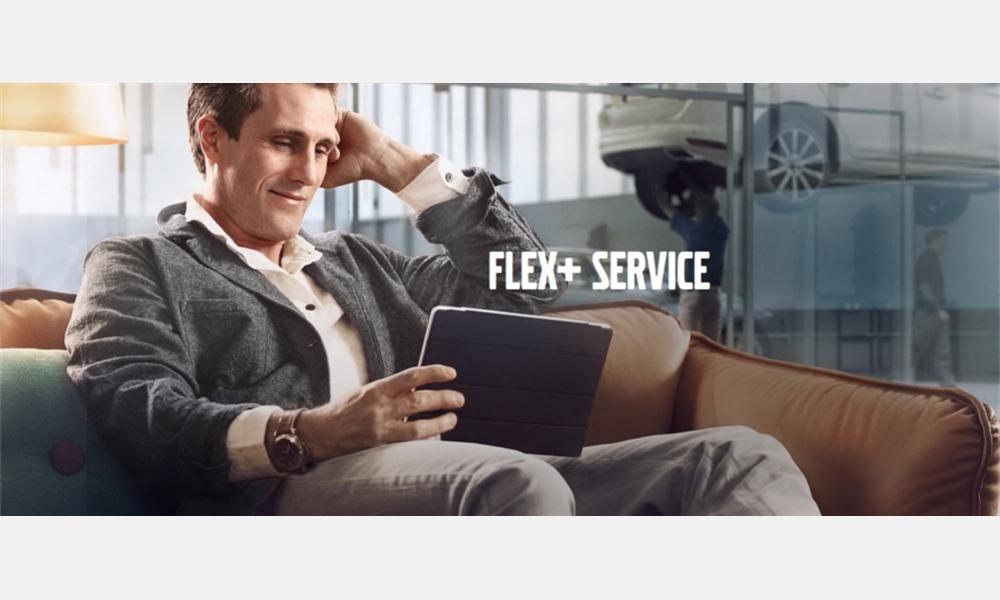 Der Volvo Flex+Service