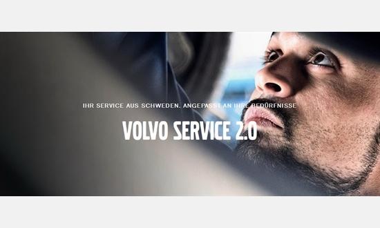 Foto des Serviceangebots Volvo Service 2.0