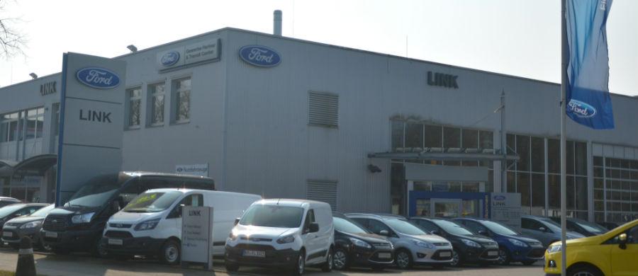 Ford - Link in Krefeld