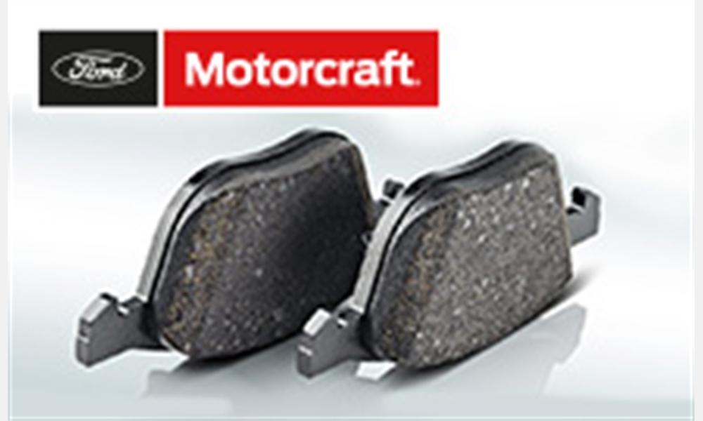 Ford Motorcraft Bremsbeläge vorn