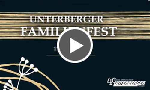 40 Jahre Unterberger Mitarbeiter und Familienfest