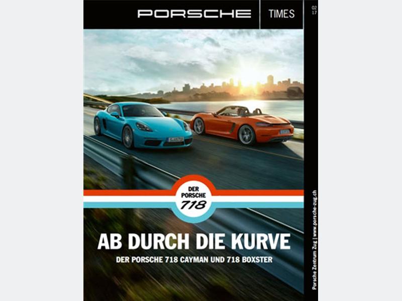 Porsche Times 02/2017