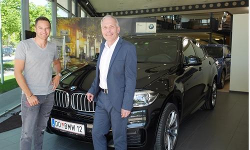 Foto der News Motorsport-Ass gibt mit BMW Unterberger Dornbirn Gas