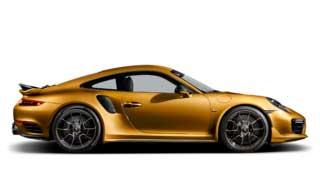 911 Turbo S Exclusive Series