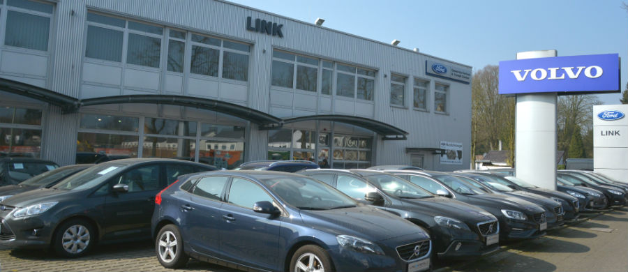 Volvo - Autohaus Link