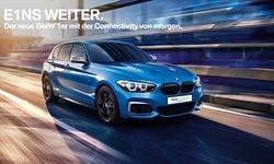 Foto der News E1NS WEITER. DER NEUE BMW 1er.