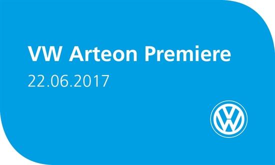 Foto des Events VW Arteon Premiere