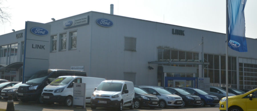 Ford - Autohaus Link