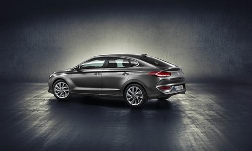 Foto der News Der neue Hyundai i30 Fastback: