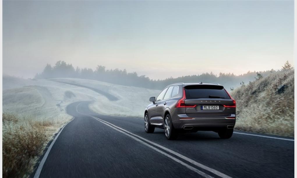PREMIERE: Der neue Volvo XC60