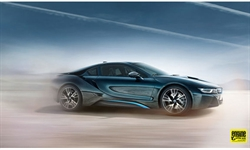 """Foto der News BMW i8 gewinnt erneut """"International Engine of the Year Award 2017""""."""